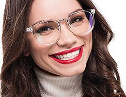 Photo of Woan Wearing Stylish Glasses