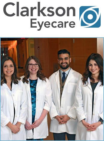 The Doctors of Bennett Optometry have now partnered with Clarkson Eyecare!