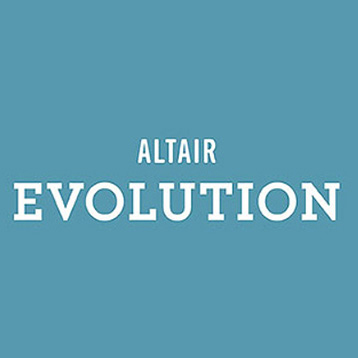 Altair Evolution Men's Eyeglass Frames