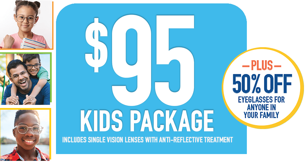 kid package promotion