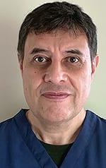 Enrique Peralta, M.D.