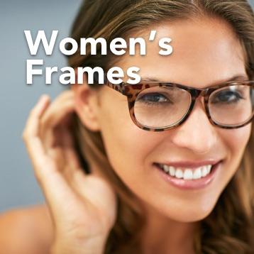 Women's Eyeglass Frames